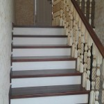 Продажа и изготовление деревянные лестницы в Казани